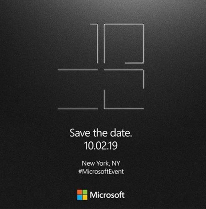 Microsoft'un bu yılki donanım etkinliğinin tarihi belli oldu