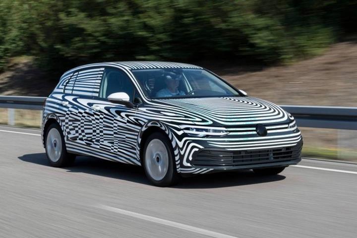 2020 Volkswagen Golf'ün (Mk8) test aşamalarında sona gelindi