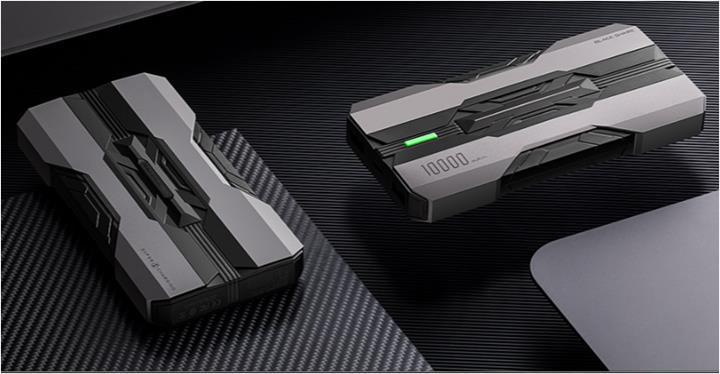 Xiaomi, 10000 mAh kapasiteli Black Shark powerbank tanıttı