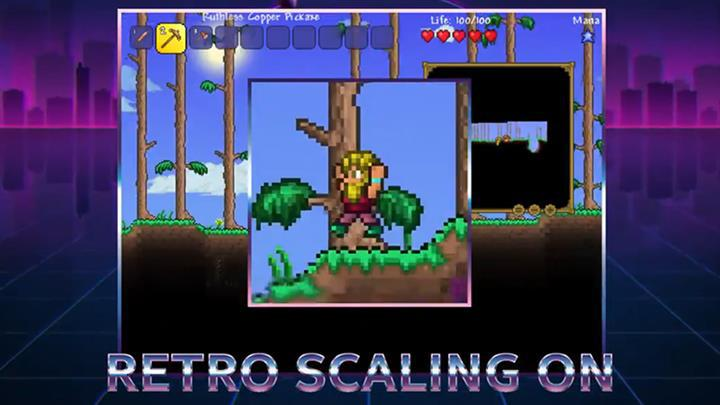 Intel Retro oyunlar için Retro Scaling çözümünü duyurdu