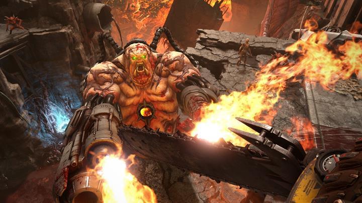Doom 64 oyunu Kasım ayında Nintendo Switch'e geliyor