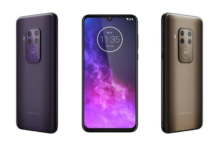 10x yakınlaştırma yapabilen Motorola One Zoom tanıtıldı