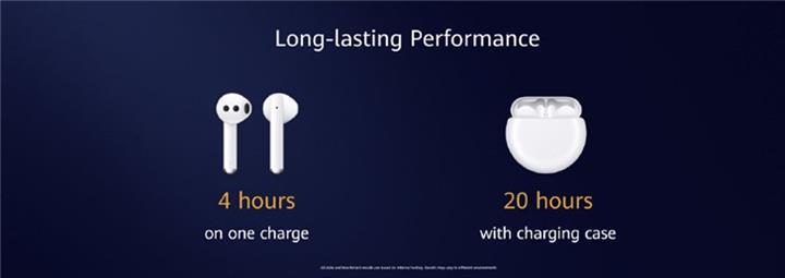 Huawei'den AirPods'a yeni rakip geldi: FreeBuds 3 tanıtıldı