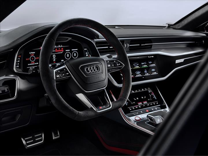 2020 Audi RS7 Sportback 600 beygirlik motoruyla tanıtıldı