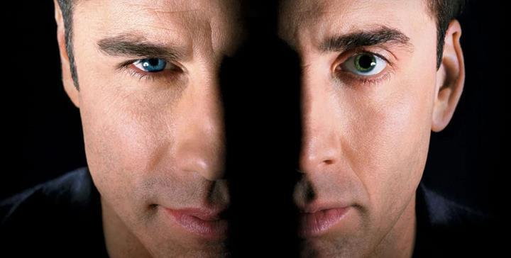 90'ların popüler bilim kurgu filmi 'Face/Off' yeniden çekiliyor