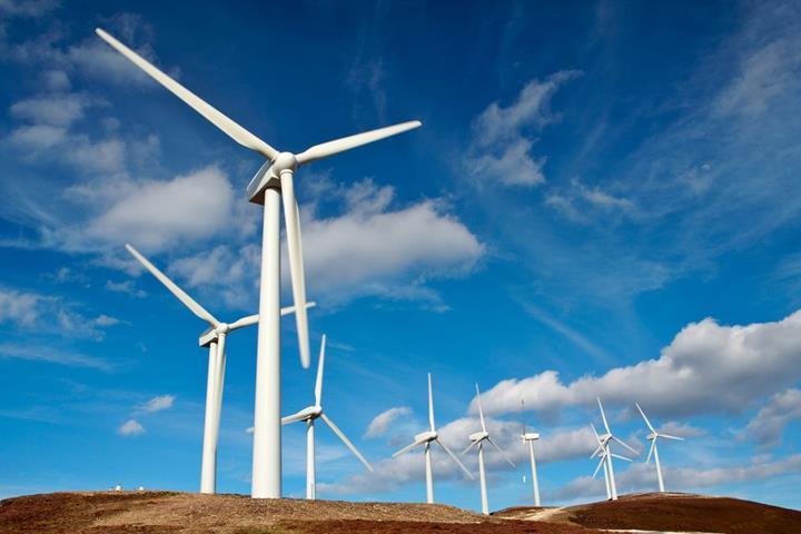 Küresel rüzgar türbini siparişleri, yılın ikici çeyreğinde yüzde 111 arttı