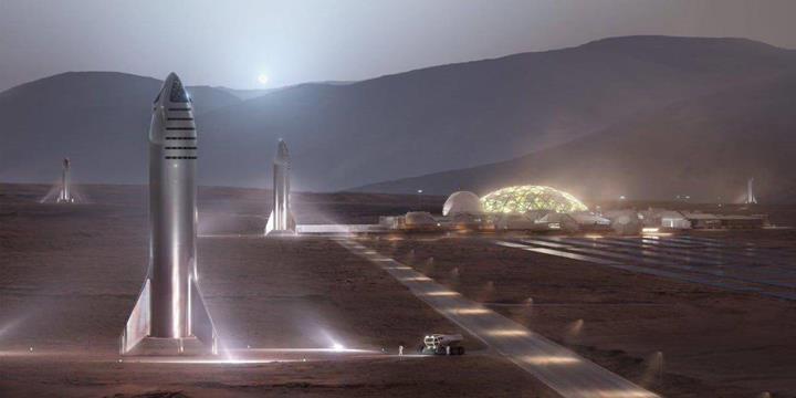 Elon Musk'ın devasa roketi Starship, ilk kez uzaya çıkmaya hazırlanıyor