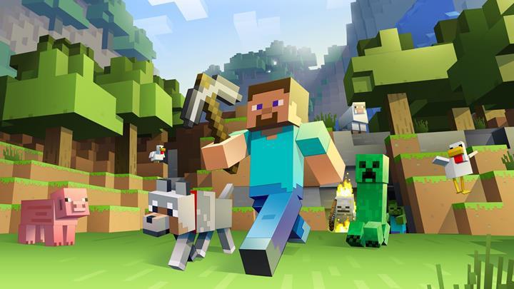 Minecraft'ın aylık aktif oyuncu sayısı 112 milyona yükseldi