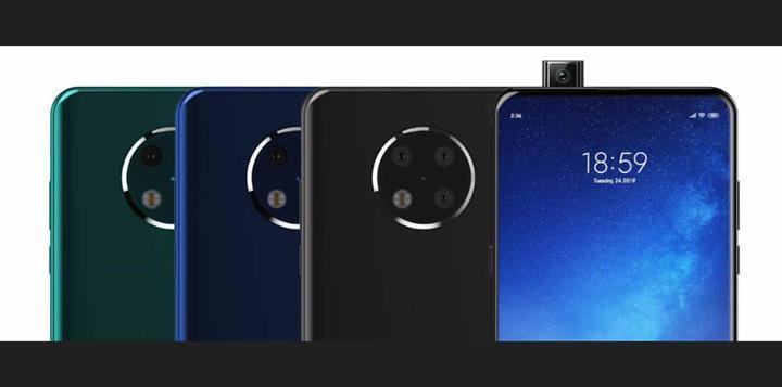 Xiaomi Mi Mix 4, Snapdragon 855+ işlemci, 108 MP kamera ile geliyor