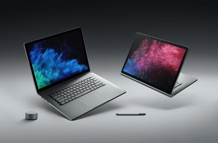 Microsoft'un yeni Surface dizüstüsünde Ryzen işlemcisi kullanılabilir