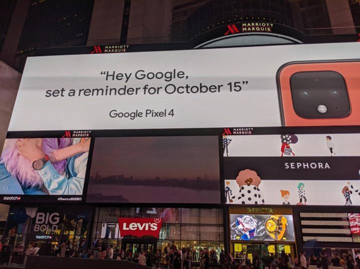 Google, Pixel 4 modelinin mercan renk seçeneği ile geleceğini doğruladı