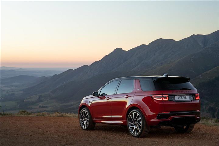Makyajlı Land Rover Discovery Sport Türkiye'de: İşte fiyatı ve özellikleri
