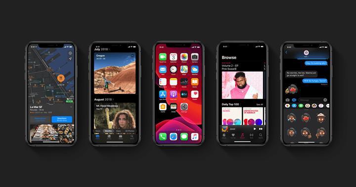 iOS 13 bu akşam yayınlanıyor