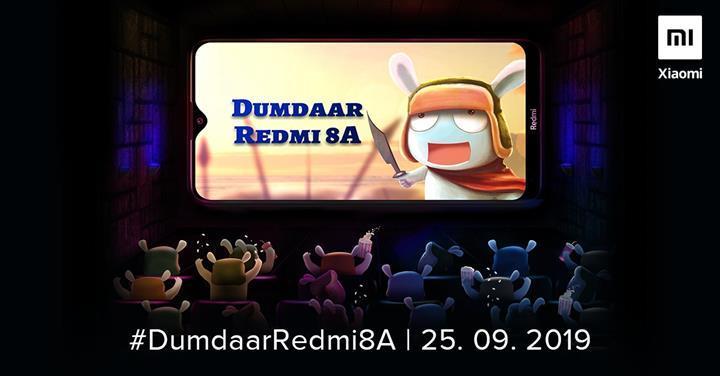 Bütçe dostu Redmi 8A'nin tanıtılacağı tarih belli oldu