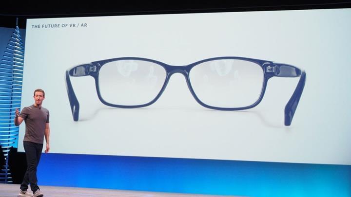 Facebook ve Ray-Ban akıllı gözlük için ortak çalışıyor