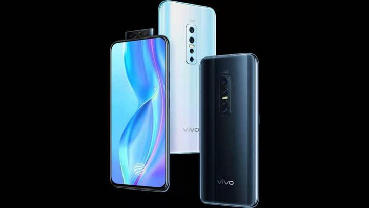 Mekanizmalı ön kameraya sahip Vivo V17 Pro duyuruldu