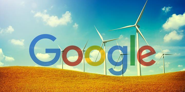 Google yenilenebilir enrejiye rekor yatırım yapacak