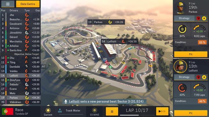 Motorsport Manager Mobile 2 kısa süreliğine ücretsiz