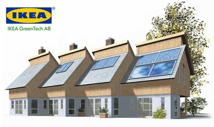 IKEA, 2020'de tükettiği elektrikten daha fazlasını üretmeye başlayacak