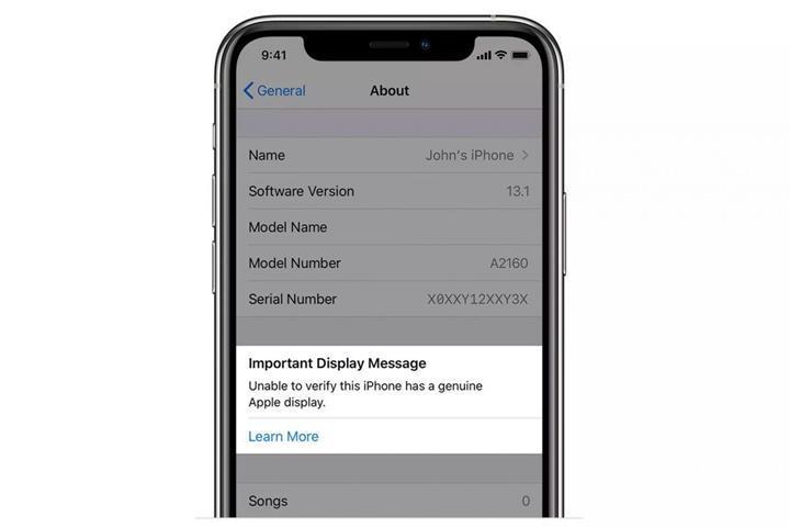iPhone 11 ve iPhone 11 Pro'nun ekran değişim ücreti ne kadar?