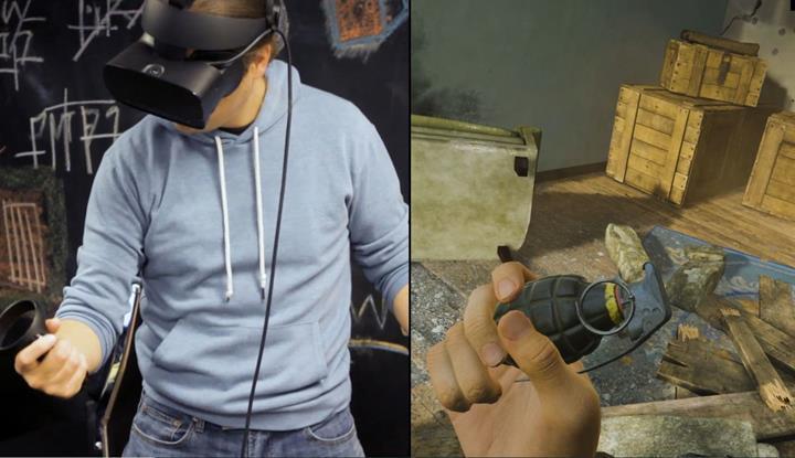 Oculus Rift için yeni bir Medal of Honor oyunu duyuruldu