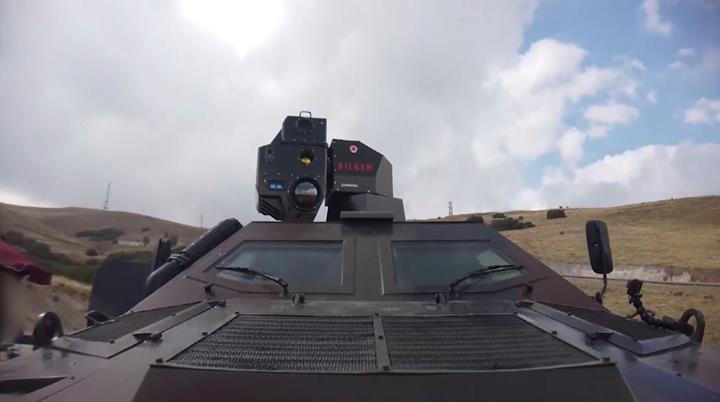 Tübitak'ın geliştirdiği lazer silahı kabul testlerini geçti