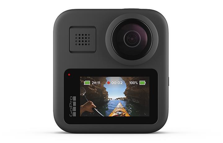 Çift kameralı GoPro MAX 360 duyuruldu