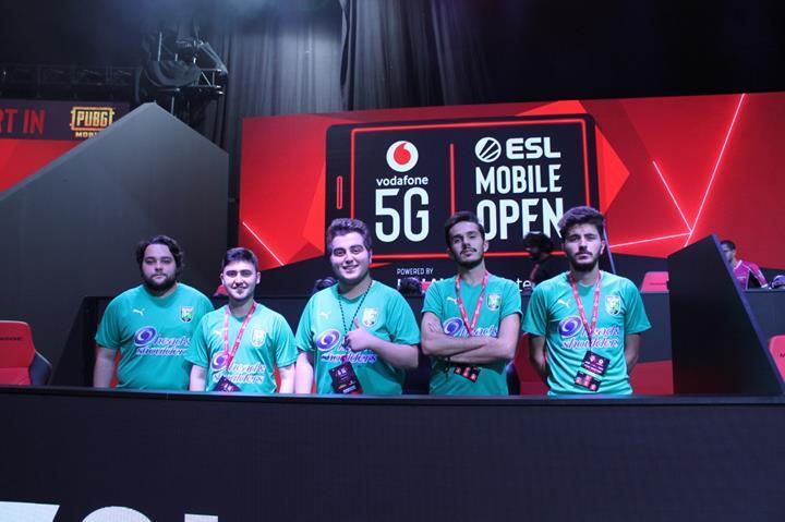 Artık espor turnuvaları 5G üzerinden gerçekleşiyor