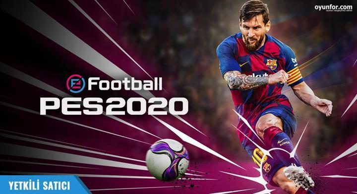 Oyunfor.com'da FIFA20 ve Efootball PES2020 indirimleri devam ediyor!  Futbol severlere duyurulur!