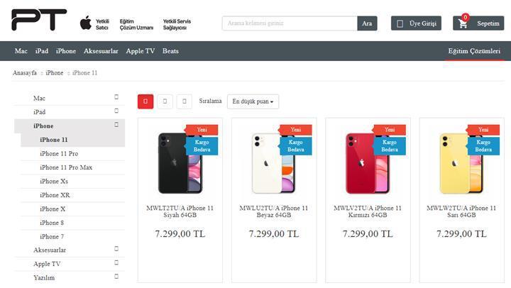 iPhone 11 ve Apple Watch Series 5'in fiyatı ortaya çıktı