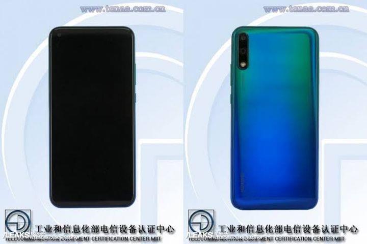 Delikli ekrana sahip Huawei Enjoy 10 geliyor