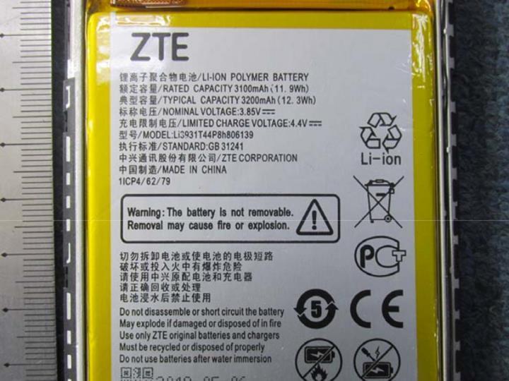 ZTE Blade A5 (2020) canlı olarak görüntülendi