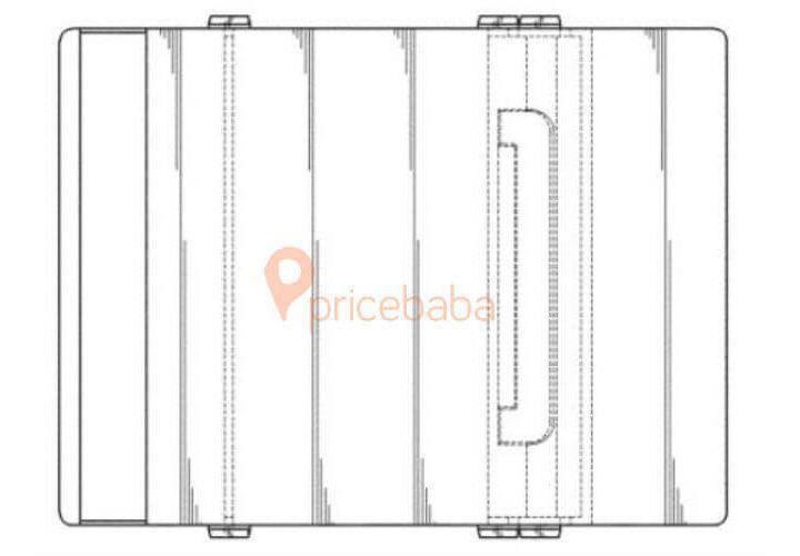 Samsung yepyeni tasarıma sahip bir katlanabilir telefon geliştiriyor