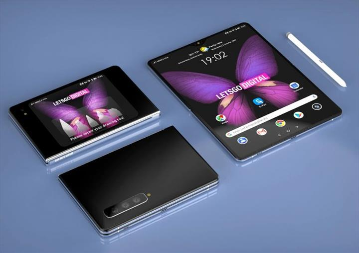 Galaxy Fold 2, S Pen desteğiyle gelebilir