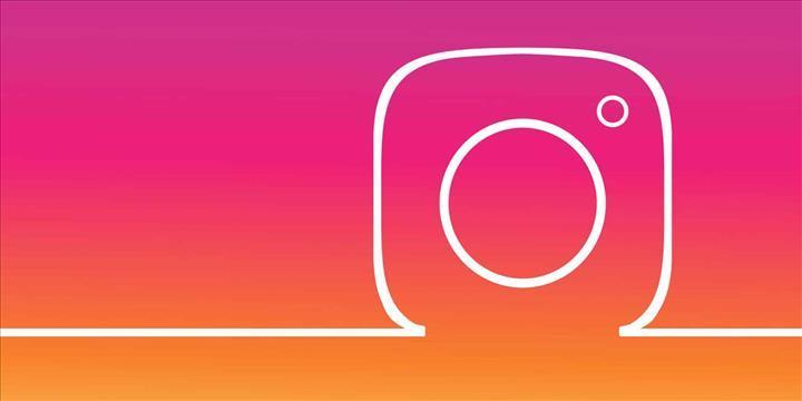 Instagram'da yer alan