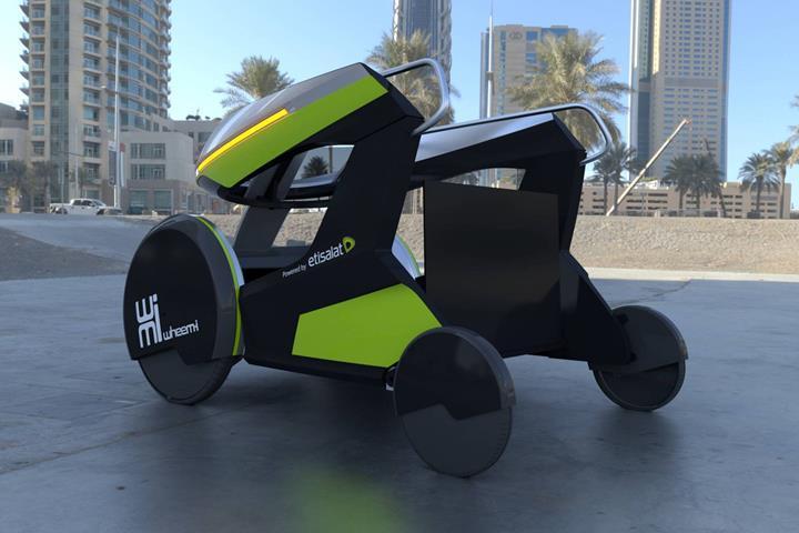 Tekerlekli sandalye kullanıcıları için araç paylaşım platformu: WheeM-i