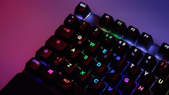 Bu klavye sektörü değiştirir