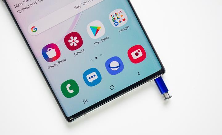 Ucuz Note 10'un ismi belli oldu: Galaxy Note 10 Lite