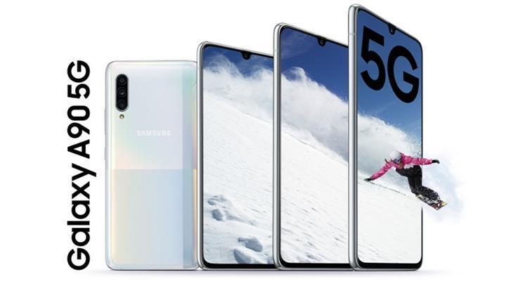 Samsung Galaxy A91 detaylanıyor