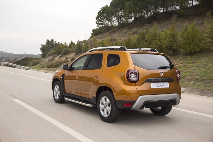 Dacia Duster yeni motor seçeneklerine kavuştu: İşte Türkiye fiyatları