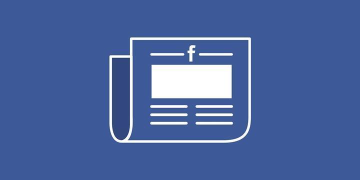 Facebook'un haberler sekmesi yakında açılabilir