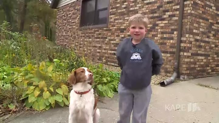 ABD'de bir fotoğrafçı, 6 yaşındaki kayıp çocuğu dron ile buldu