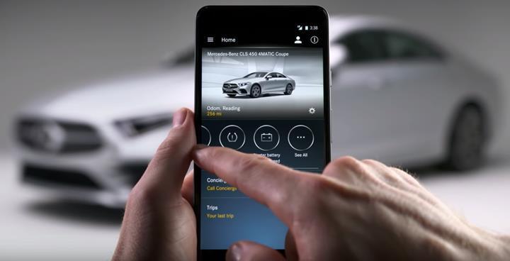 Mercedes uygulaması kullanıcı bilgilerini farklı kişilere gösterdi