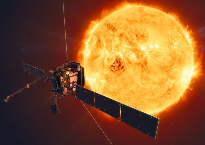 ESA ve NASA ortak projesi Solar Orbiter, Güneş'i keşfetmeyi bekliyor