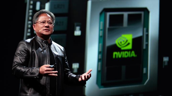 Nvidia CEO'su 2019'un en başarılı CEO'su seçildi