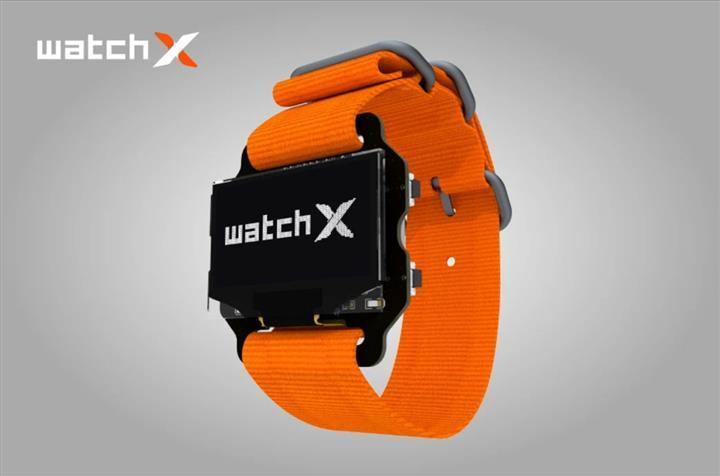 WatchX kodlanabilir akıllı saat Arıkovanı'nda destek bekliyor