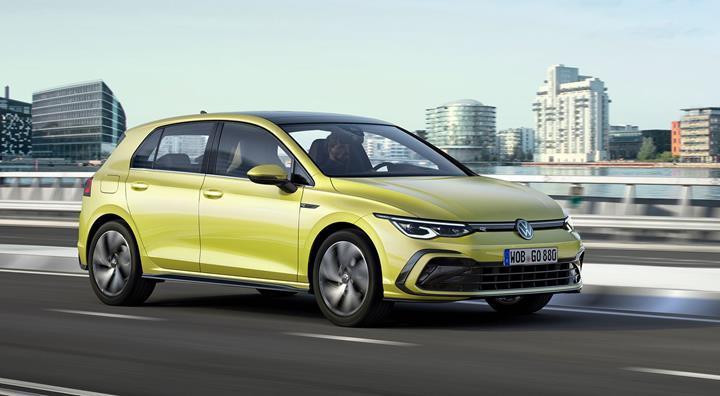 2020 Volkswagen Golf (Mk8) tanıtıldı: İşte tüm yenilikler!
