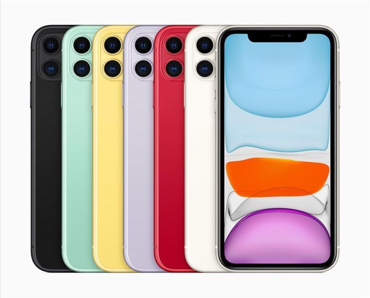 iPhone 11 satışları, yeni iPhone modellerinin yüzde 50'sini oluşturuyor