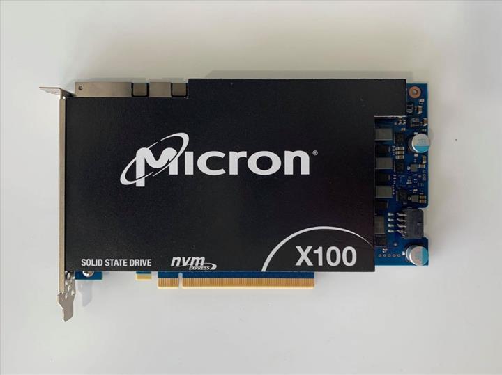Micron dünyanın en hızlı SSD sürücüsünü duyurdu