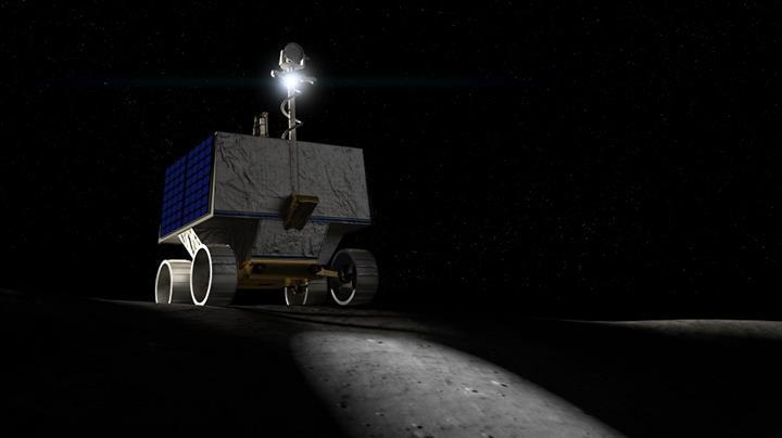 NASA, Ay'da su avına çıkıyor: İşte 'VIPER' gözlem aracı
